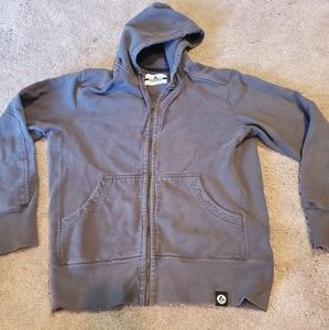 American Giant Full Zip Up Hoodie Size Large